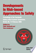 Developments in Risk based Approaches to Safety Book