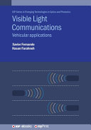 Visible Light Communications  Vehicular Applications