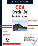 OCA  Oracle 10g Administration I Study Guide