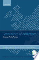 Governance of Addictions  : European Public Policies