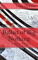 Ballad of Big Nothing