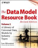 The Data Model Resource Book, Volume 2