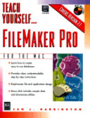 Teach Yourself Filemaker Pro For The Mac