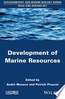 Development Of Marine Resources Book PDF