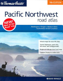 Thomas Guide Pacific Northwest Road Atlas