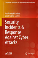 Security Incidents   Response Against Cyber Attacks