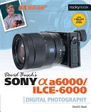David Busch S Sony Alpha A6000 Ilce 6000 Guide to Digital Photography Book
