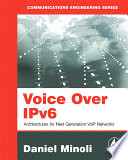 Voice Over IPv6 Book