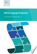 Official Language Designation