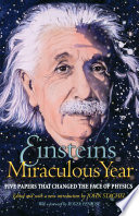 Einstein s Miraculous Year