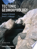 Tectonic Geomorphology Book PDF
