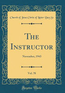The Instructor  Vol  78