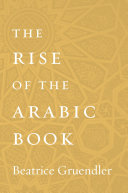 Pdf The Rise of the Arabic Book Telecharger