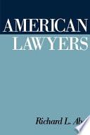 American Lawyers