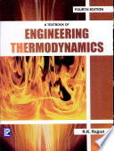 A Textbook Of Engineering Thermodynamics Book PDF