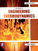 A Textbook of Engineering Thermodynamics
