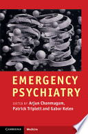 Emergency Psychiatry Book