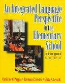 An Integrated Language Perspective in the Elementary School