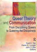 Queer Theory and Communication ebook
