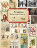 Christmas Ephemera Collection