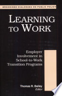Learning to Work