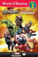 World of Reading: The Avengers: Assemble!