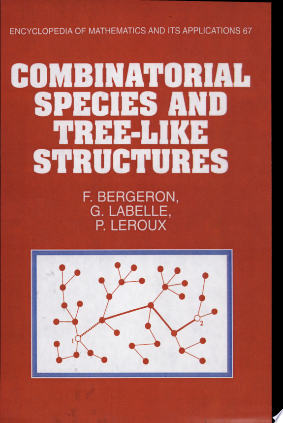 Combinatorial Species and Tree-like