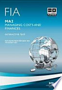 FIA Managing Costs and Finances Ma2