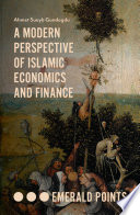 A Modern Perspective of Islamic Economics and Finance Book