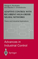 Adaptive Control with Recurrent High-order Neural Networks [Pdf/ePub] eBook