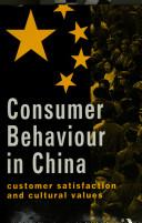 Consumer Behaviour in China