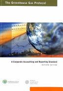 The Greenhouse Gas Protocol