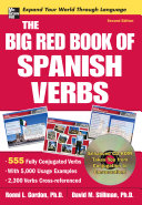 The Big Red Book of Spanish Verbs with CD ROM  Second Edition