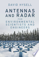 Antennas And Radar For Environmental Scientists And Engineers