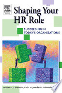 Shaping Your HR Role Book