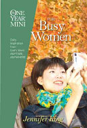 The One Year Mini for Busy Women