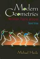 Modern Geometries