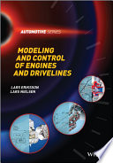 """""""Modeling and Control of Engines and Drivelines"""" by Lars Eriksson, Lars Nielsen"""