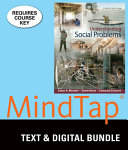 Understanding Social Problems   Lms Integrated for Mindtap Sociology  1 term Access