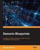 Xamarin Blueprints