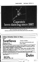 Dance Scope