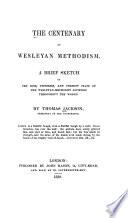 Centenary of Wesleyan Methodism