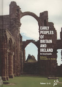 Early Peoples Of Britain And Ireland A G