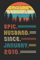 Epic Husband Since 2010