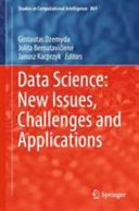 Data Science: New Issues, Challenges and Applications