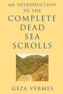 An Introduction to the Complete Dead Sea Scrolls Book PDF