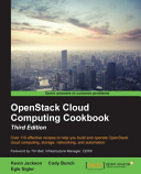 OpenStack Cloud Computing Cookbook   Third Edition