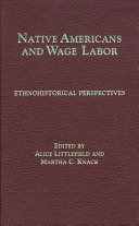 Native Americans and Wage Labor