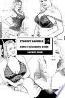 Stormy Daniels Adult Coloring Book