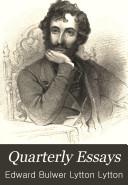 Quarterly Essays
